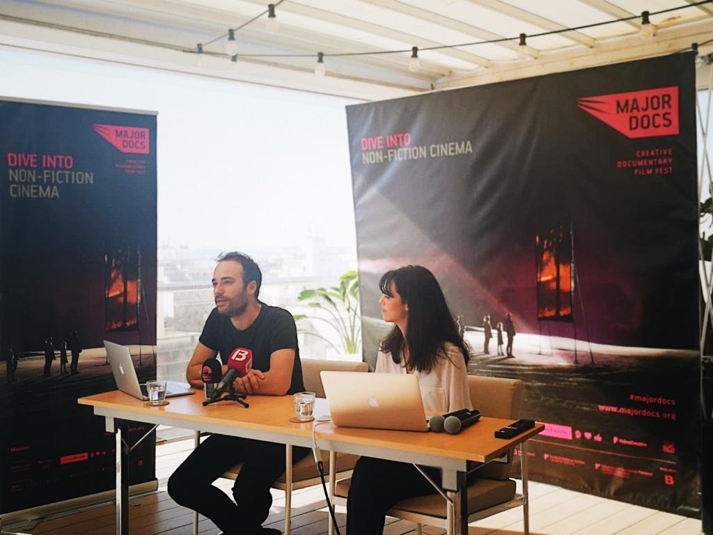 Majordocs press conference