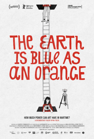 The earth is blue as an orange, majordocs